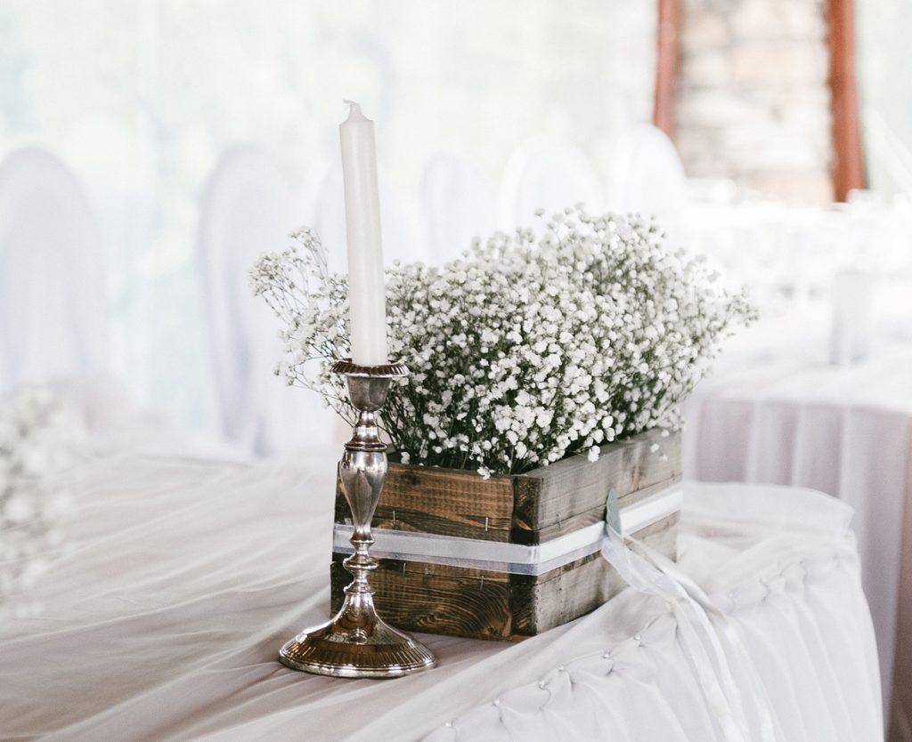 Аренда декора на свадьбу Москва