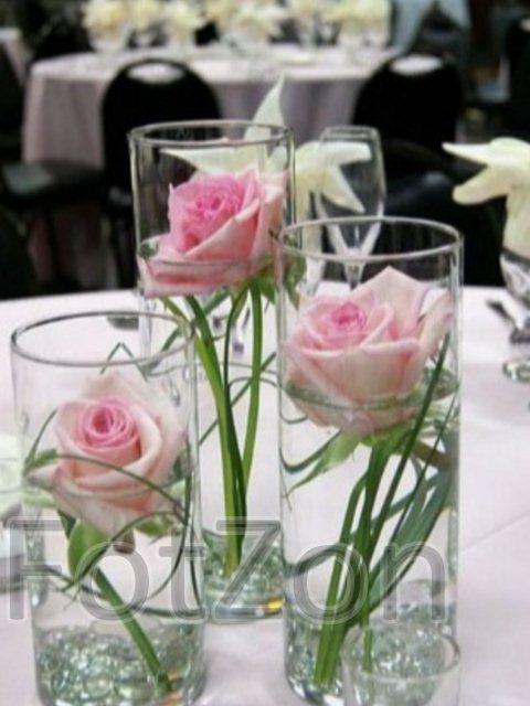 Колба для декора свадьбы в аренду в Москве